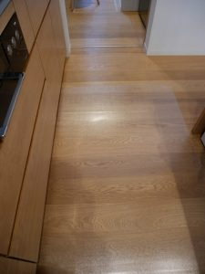 無垢床のマット