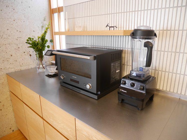 キッチンの電化製品達