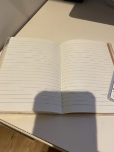 無印の手帳