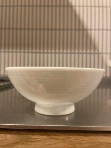 無印の茶碗